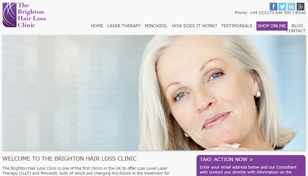 The Brighton Hair Loss Clinic